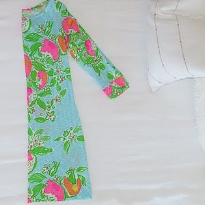 Lilly Pulitzer, Marlowe Boatneck T-Shirt Dress, S
